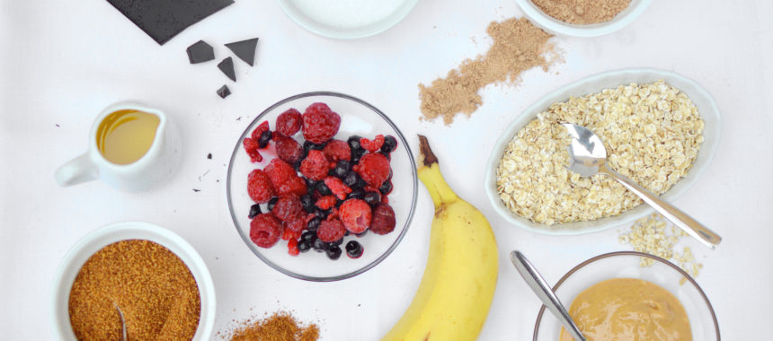 Meine 8 Favoriten für gesundes Backen & Kochen
