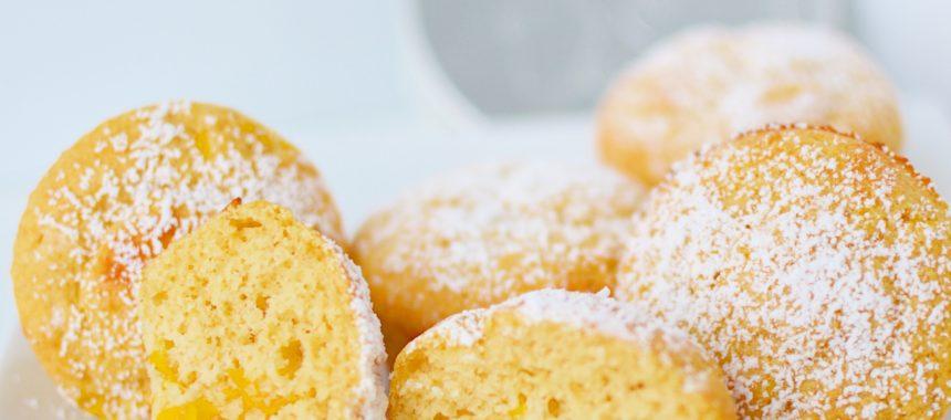 Fluffige Mandarinen-Muffins