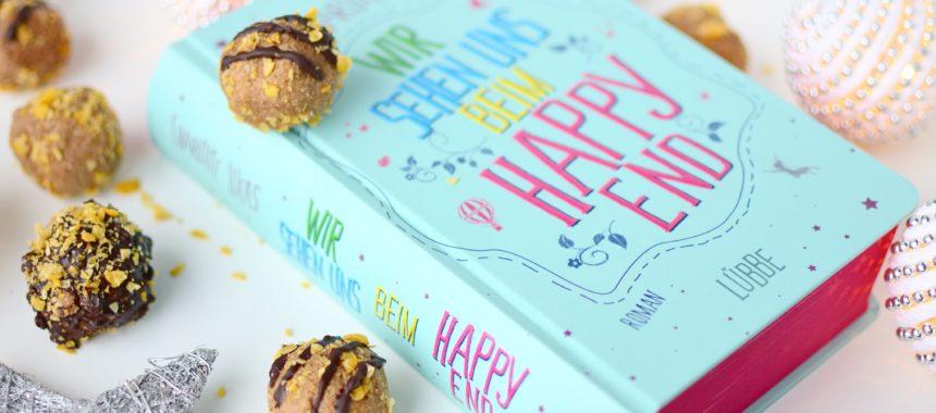 """Gemütliche Winterabende mit Lebkuchen-Bällchen & """"Wir sehen uns beim Happy End"""""""